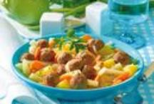 Eintöpfe / stew recipes