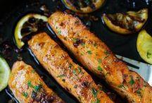 Rezepte mit Fisch / fish recipes