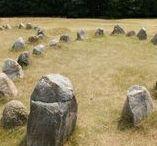 Lindholm Høje / Lindholm Høje Viking burial site, Aalborg, Denmark