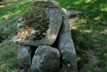 Stone age tomb / Stone age tomb near Halmstad, Sweden