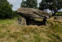 """Rumpelösa Church / Passage grave from younger stone age near Varberg, Sweden. Why it is called """"church"""" I do not know. :)"""