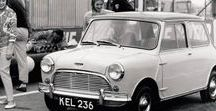Mini (BMC) / The British Motor Corporation Limited (BMC) was a UK-based vehicle manufacturer, formed in early 1952 to give effect to an agreed merger of the Morris and Austin businesses.