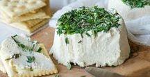 Vegan Cheese / Plantbased, vegan cheese recipes.