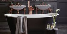 Master bathroom ideas / Inspirational master bathroom design ideas