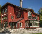 Restauratie Noors Landhuis Eesveen