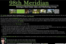 Join Us / We are currently seeking EXPERIENCED agents with over 1.5 years activity in the industry that are driven, entrepreneurial and have the desire to succeed! Are you tired of paying monthly brokerage fees, hidden fees, have to make an appointment to speak to your Broker and having a confusing commission structure? At 98th Meridian; we promise to assist every agent who is willing to work hard to achieve their desired level of financial success in his or her real estate practice.