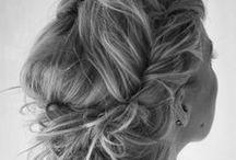 Hair Styles + Make Up / DIY Hair Bow Tutorial