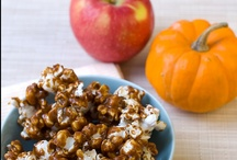 Thankful for Popped Corn / The Thanksgiving Board! Popped corn for every occasion, woohoo!  / by GH Cretors