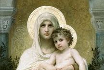 Religion - Madonna, Mother of Christ / by Isabella TR