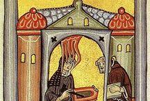 Saints - St. Hildegard of Bingen / by Isabella TR