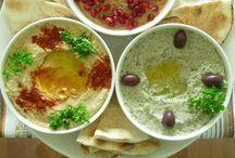 Food -  Arabic / by Isabella TR