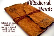 Book of Shadows / Make your own! / by Tammie Baughman