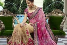 Saree / by Salma Khan