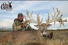 Oak Creek 1 Late Season Harvest: 2013-2014 / Deer hunting photos from Oak Creek Whitetail Ranch