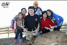 Oak Creek 2 Late Season Harvest: 2013-2014 / Deer hunting photos from Oak Creek Whitetail Ranch
