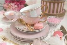 Girly Glam / The stunning Cristina Re & Lisbeth Dahl ranges...