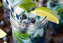 Blueberry Recipes / All about blueberries! We'll be sharing our favourite images and adding our own here.