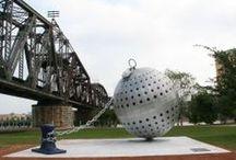 Kunst met aluminium, art, sculpture