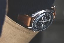 WATCHES. / Fashionable mens watches I want.