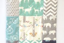 Blankets and sheets for bassinets & cots / Baby bed linen