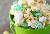 Luck o' the Popcorn / Ready for St. Patrick's Day? Try these different ways to add a pinch of green to your delicious G.H. Cretors popped corn! / by GH Cretors