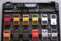 My pedalboard / guitar effects