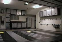 Garage Remodeling/Organization / Garage/home remodeling and organization tips!