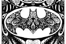 Batman and The Suicide Squad / Batman and The Suicide Squad