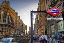 Fin de semana en Madrid / Restaurantes, terrazas, musicales y tiendas de Madrid. Planes con los amigos, ir de tapas o copas por las calles de la capital española.