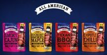 Homepride All American Sticky Sauces