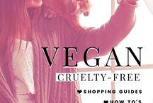 Cruelty-free & Vegan Beauty