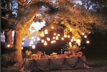 Outdoor Wedding Ideas / Things we can do when hosting weddings at the Ranch / by Misty
