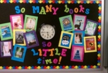 Classroom Wall Ideas / Bulletin Boards, Posters, and other items to hang on the walls to decorate your classroom. For more ideas, check my holiday or subject specific boards.  / by The Cheerful Chalkboard