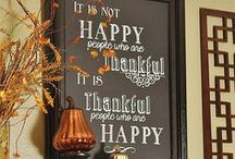 Holidays - Thanksgiving / Celebrate Thanksgiving with The Cheerful Chalkboard! Find ideas to decorate your classroom and home. Lesson plans, games, projects, activities, and more!