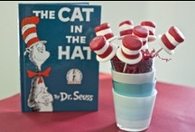 Special Events - Dr. Seuss/Read Across America / Celebrate Read Across America Day and Dr. Seuss with The Cheerful Chalkboard! Find ideas to decorate your classroom and home. Lesson plans, games, projects, activities, and more!