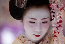 Geisha~Maiko~Moving Art / by Karen Jackson