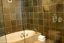 Bathroom ideas / by Kristi Lanford