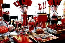 Gabby's graduation table ideas / by Pam Byrd