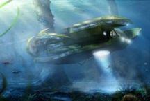 Submarino - UnderWater