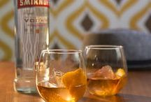 Weekend Drinks / Smirnoff drink recipes for every weekend.  / by Smirnoff US