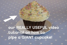 Cake Tutorials / Some of our favourite cake making guides and tutorials, from us and around the world wide web. / by Blue Door Bakery