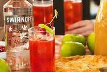 Flavors of Fall / Are you ready to taste the flavors of fall? Get all your Smirnoff fall drink recipes, decorations and Halloween tips here! / by Smirnoff US