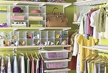 Organizing / Stoarge/ Planning / Cleaning