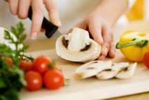 Cooking Tip►Secrets of a chef / kitchen savvy tricks and tips  / by M I R A N D A