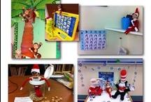 Elf on the Shelf / by The Cheerful Chalkboard