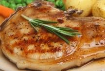 Savory Pork Dishes / by M I R A N D A