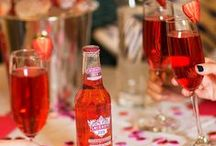 Valentine's Day Cocktails / Your destination for Valentine's Day drink recipes, romantic gifts and party inspiration! / by Smirnoff US