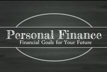 Personal Finance / Dominating the world of personal finance and setting goals for a financially healthy future.