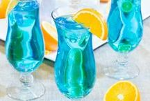 Cocktails in Full Bloom / Get all your St. Patrick's Day, Memorial Day, or just sunny day party drink recipes here! / by Smirnoff US