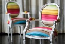 Upholstery / by Annelies Warreyn